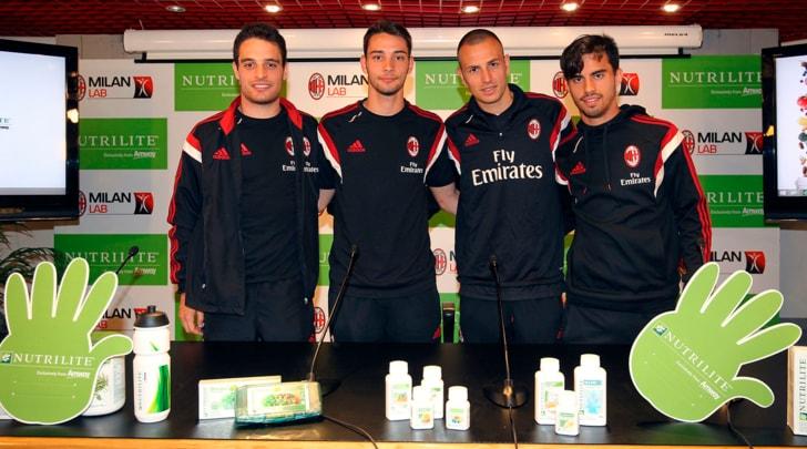 Nutrilite e AC Milan ancora insieme