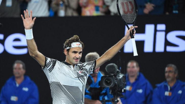 Tennis, Australian Open: trionfo Federer a 2,00