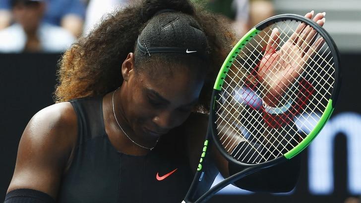 Tennis, Australian Open: Serena Williams domina le quote