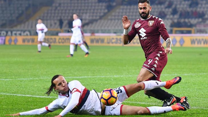 Torino: Castan in gruppo, ha recuperato