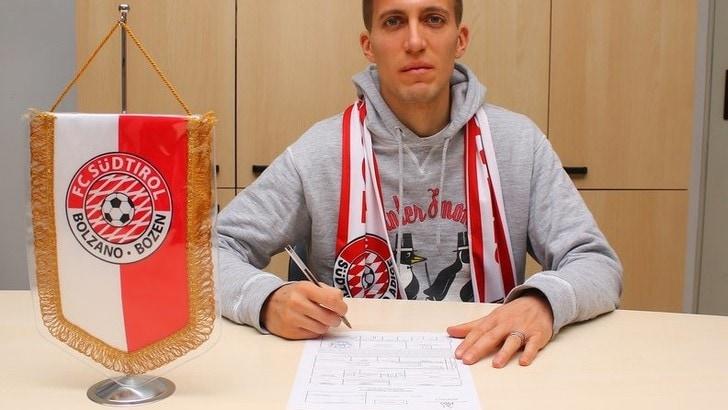 Calciomercato Sudtirol, firma Lupoli fino al 2018