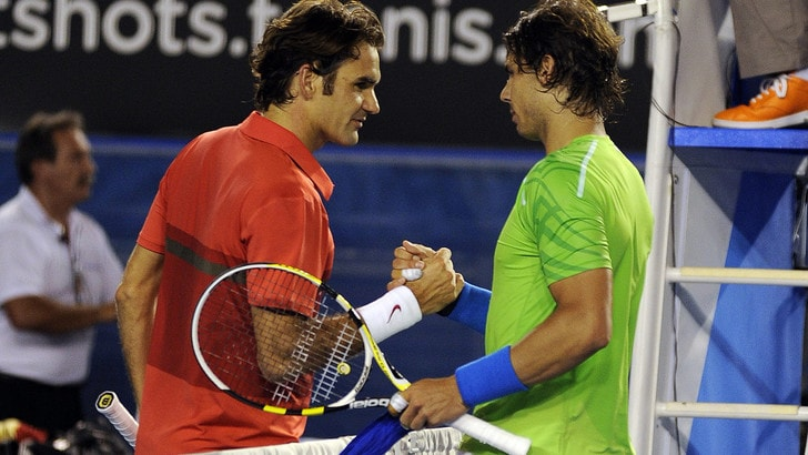 Australian Open: Federer contro Nadal, quote in equilibrio