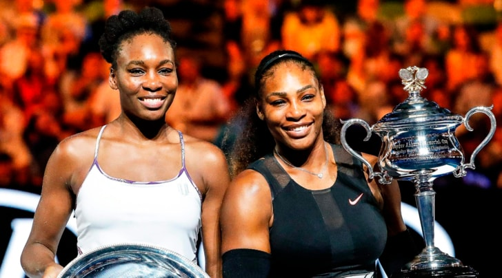 Australian Open, trionfo Serena Williams! Batte la sorella Venus nella finale di Melbourne