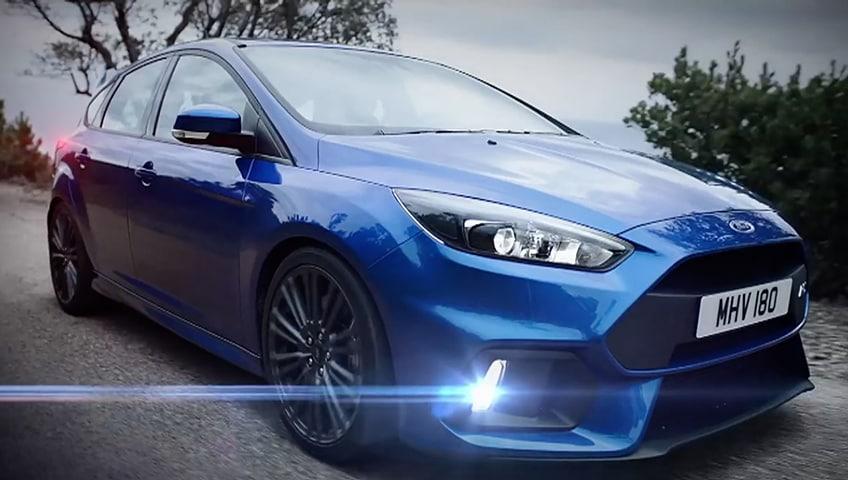Tre motivi per comprarla: Ford Focus RS