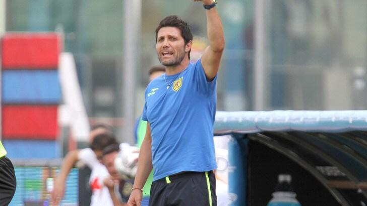 Calciomercato Casertana, il nuovo allenatore è Fontana