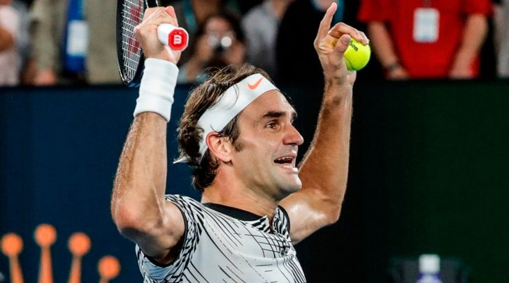 Australian Open, gran finale: Federer piange di gioia, battuto Nadal