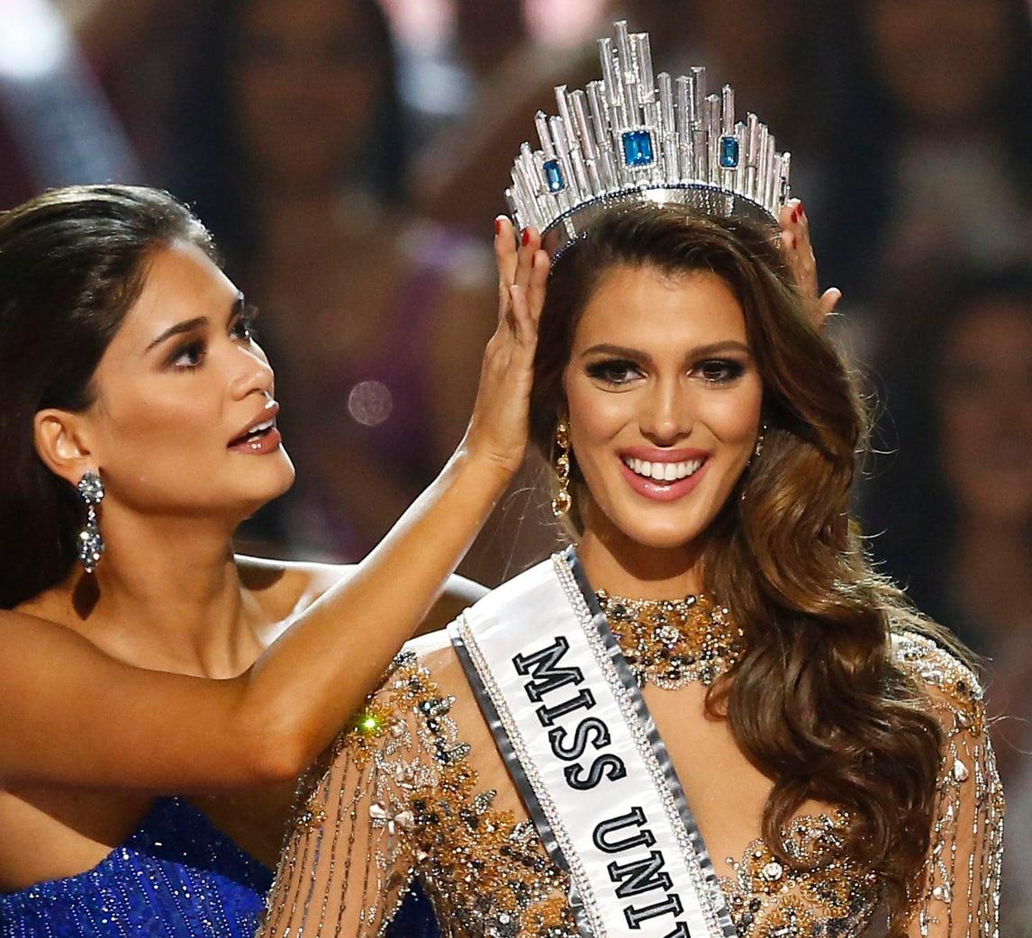 Miss Universo è francese, ha 23 anni e fa la studentessa