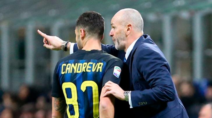 Candreva carica l'Inter: «LaJuventus? Sappiamo già come si batte»