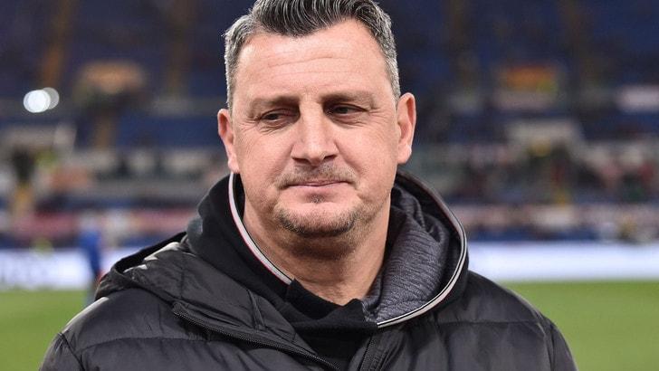 Coppa Italia Cesena, Camplone: «Quel rigore io non l'ho visto»
