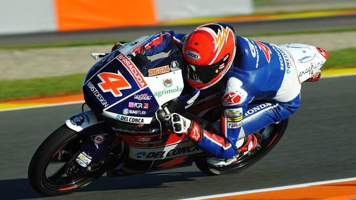 Moto3, team Gresini a caccia del Mondiale