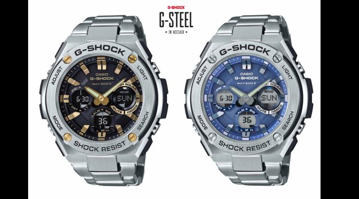 G-Shock. L'evoluzione di G-Steel continua