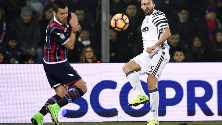 Juventus, Barzagli guaio muscolare. Domani analisi al flessore