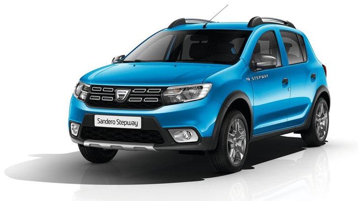 Nuova Dacia Sandero Stepway: SUV e personalità