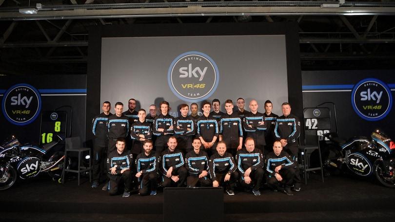 Sky Racing Team, nel 2017 l'impegno raddoppia