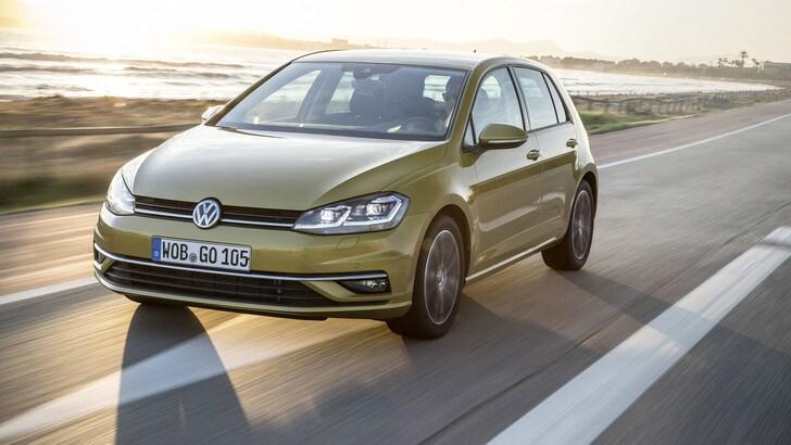Volkswagen Golf, il restyling è un pieno di sostanza