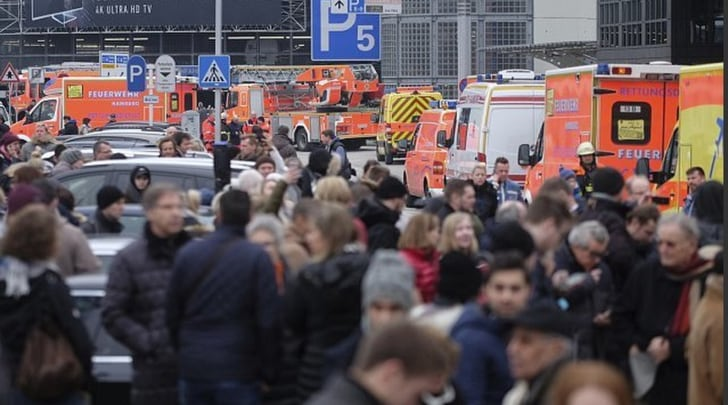 Aeroporto Amburgo, 68 persone intossicate: scalo di nuovo aperto