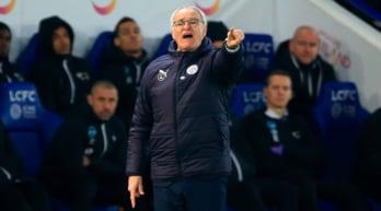 Ranieri flop: a 2,75 la retrocessione del Leicester