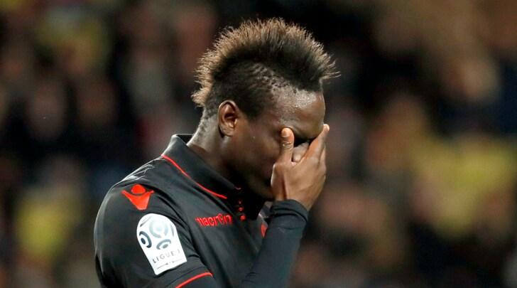 Ligue 1, senza Balotelli il Nizza frena a Rennes (2-2), ko il Marsiglia di Evra