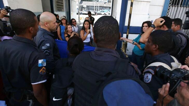 Botafogo-Flamengo shock: spari fuori allo stadio, 1 morto e 8 feriti