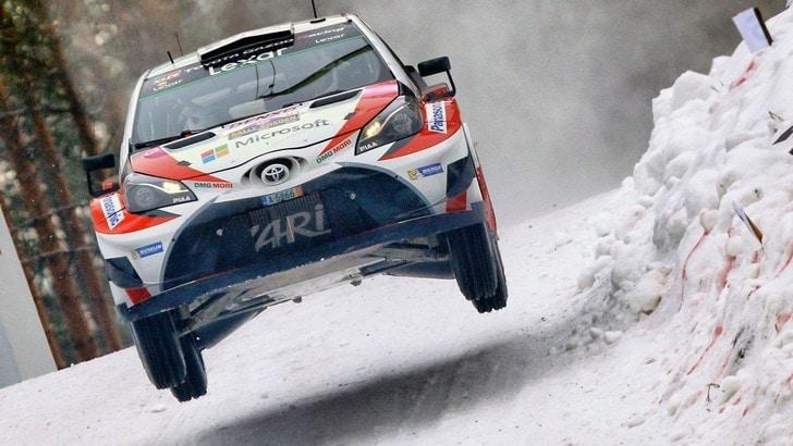 WRC, Toyota torna alla vittoria dopo 18 anni con la Yaris
