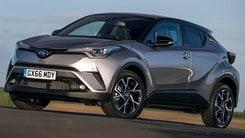 Toyota C-HR Hybrid - Filosofia ibrida