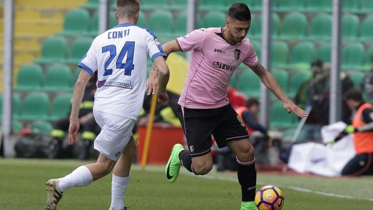 Serie A, Juventus-Palermo: Lopez perde Pezzella