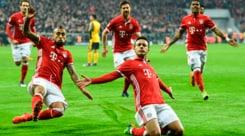 Champions League, il Bayern strapazza l'Arsenal: 5-1 all'Allianz Arena