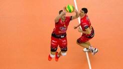 A Roeselare la prima sconfitta europea della Sir Safety Perugia
