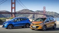 Opel Ampera-e, l'autonomia è il suo forte