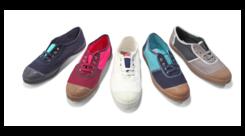 Amazon Moda lancia una capsule collection di sneaker tennis di Bensimon