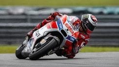 MotoGp Ducati, Lorenzo: «Passi avanti importanti»