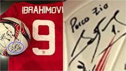 """Manchester United, De Gea si """"congratula"""" in italiano con Ibrahimovic"""