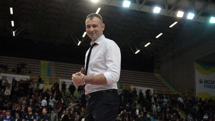 Nikola Grbic firma un triennale con la Calzedonia Verona
