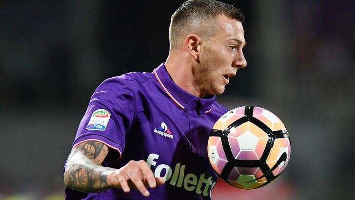 Serie A Fiorentina, Bernardeschi: «Voglio vincere il Mondiale»