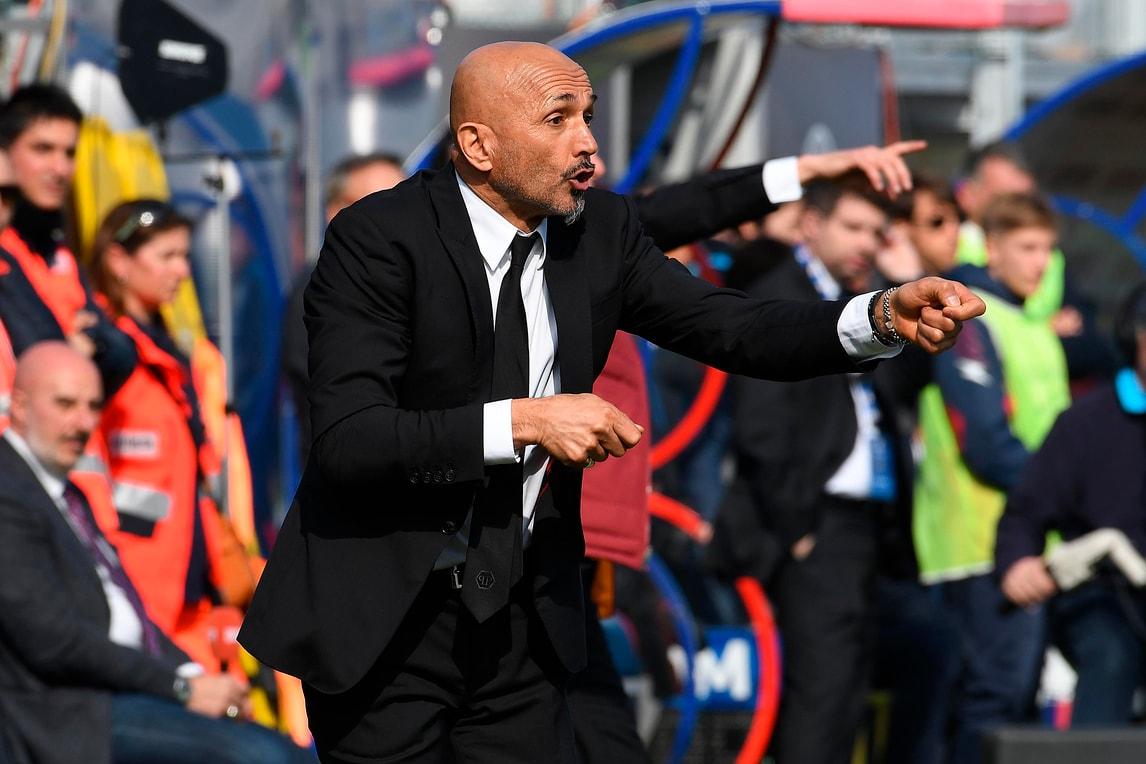 Roma, il catenaccio di Spalletti: «Io alla Juventus? Non so»