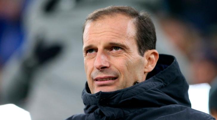 Juventus, Allegri:«Criticare e offendere sono due cose diverse!»