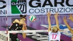 La Liu Jo Modena si riscatta e supera l'Igor Gorgonzola Novara 3-2