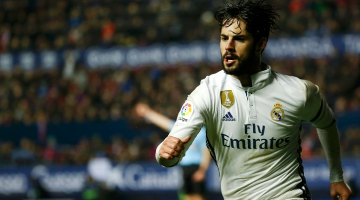 Real, Isco: