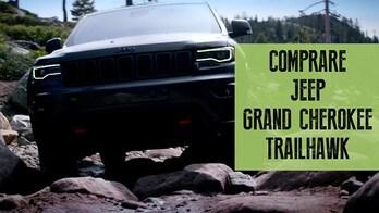 Tre motivi per comprarla: Jeep Grand Cherokee Trailhawk