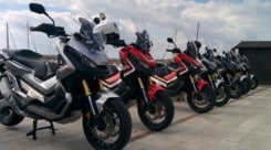 Honda X-ADV, le prime impressioni dalla Sardegna
