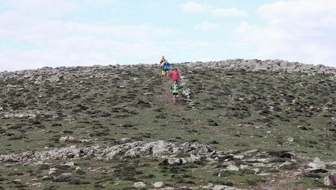 Villacidro SkyRace, di corsa verso il cielo nel paese di Aru