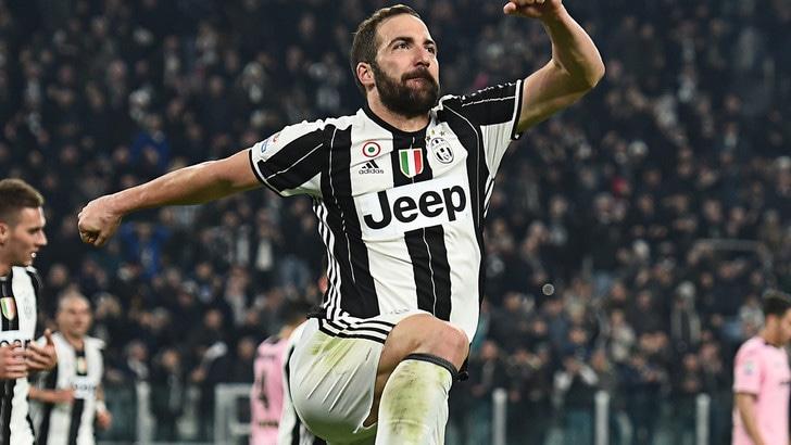 Gasperini: «Higuain così dilaga. Juventus, col Porto è fondamentale»