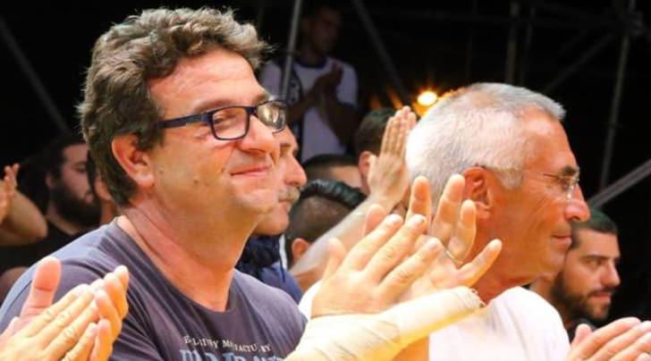 Bergamo per la pace tra tifoserie,il papà di Yara ci mette la faccia