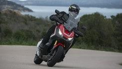 "Honda X-ADV, la ""moto totale"" è tra noi"