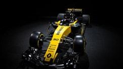 Formula Uno,Renault svela la Rs17