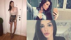 LadyDjordjevic va in rete, Instagram impazzisce per lei