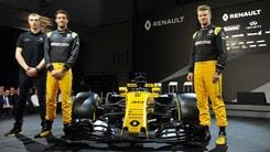 F1, Sirotkin pilota di riserva della Renault