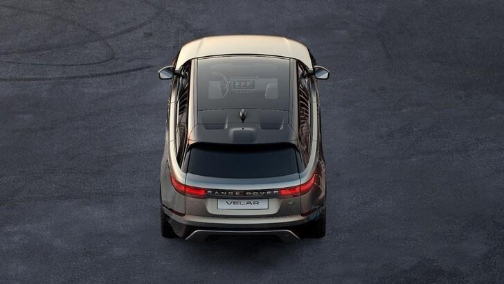 Range Rover Velar, la quarta della sua specie
