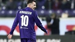 Europa League: Fiorentina-Gladbach, avanti i viola