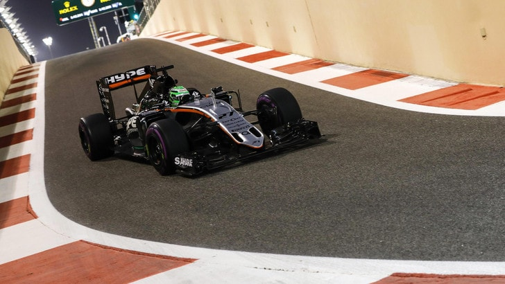 F1, presentata la nuova Force India